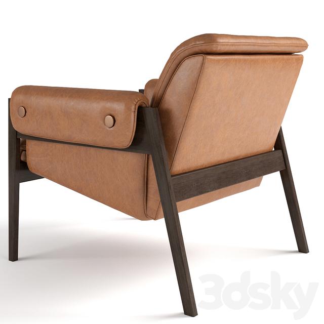 Astonishing 3D Models Arm Chair Chair West Elm Stanton Chair Alphanode Cool Chair Designs And Ideas Alphanodeonline