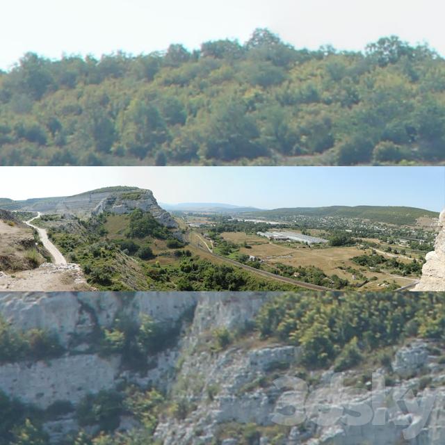 Crimea Mountains 02