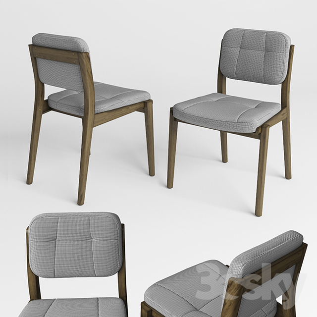 Capo Dining Chair 01