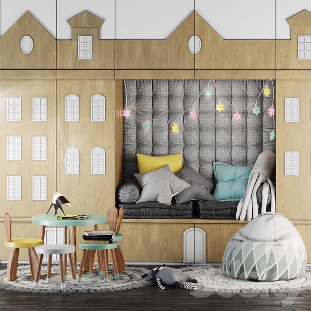 children's room set