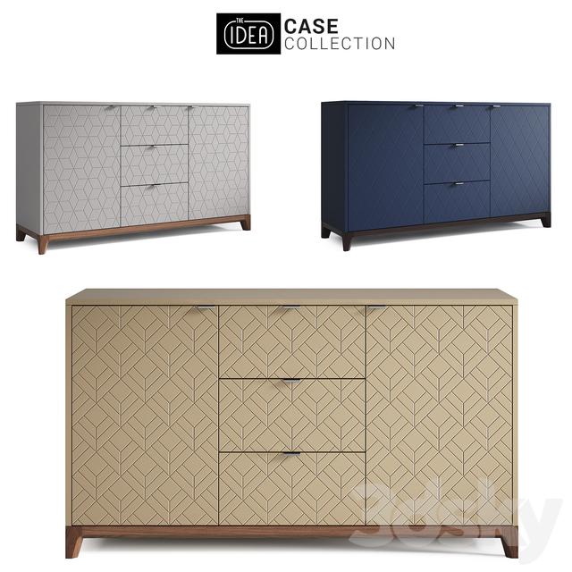 The IDEA CASE chest №1