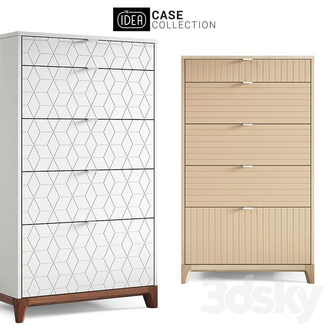 The IDEA CASE chest high