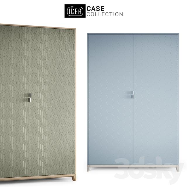 The IDEA CASE Cabinet No. 1