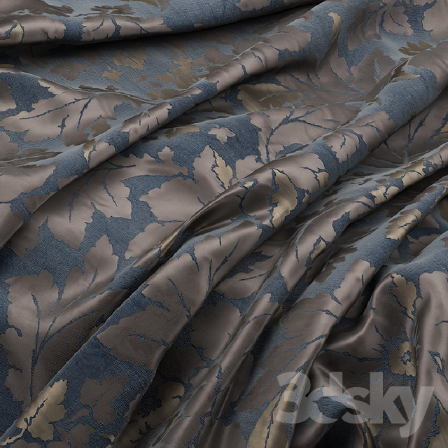 ZOFFANY сollection Constantina Damask Weaves