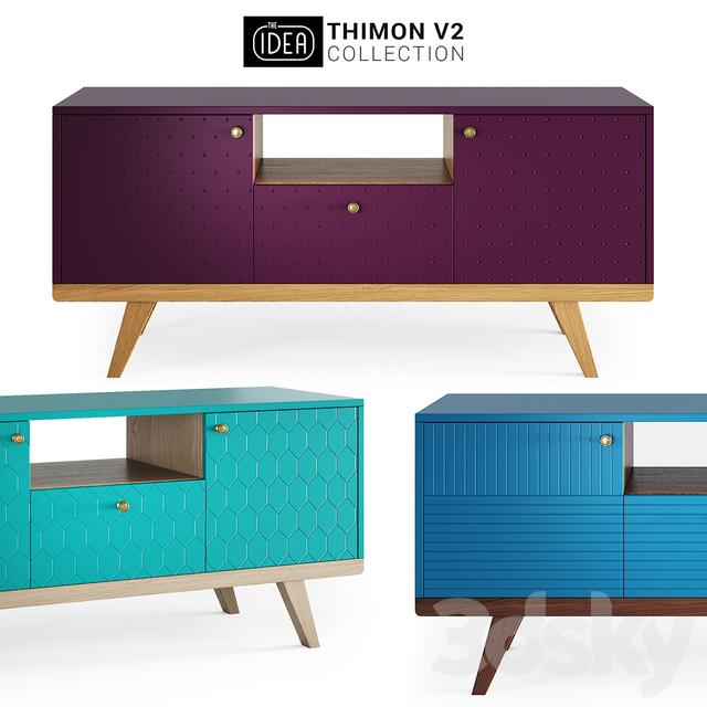 The IDEA THINON v2 TV cabinet