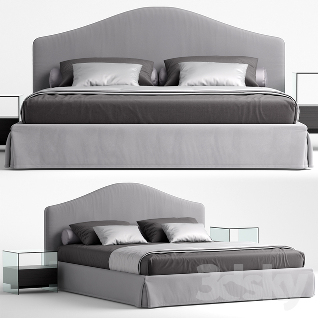 Busnelli bed MAYFAIR