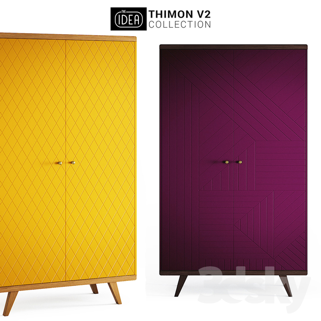 The IDEA THINON v2 cabinet