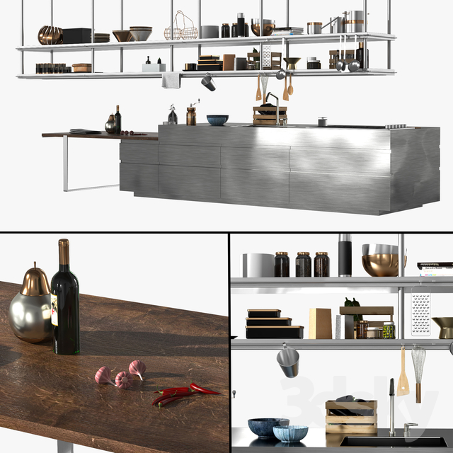 CONVIVIUM ARCLINEA Kitchen