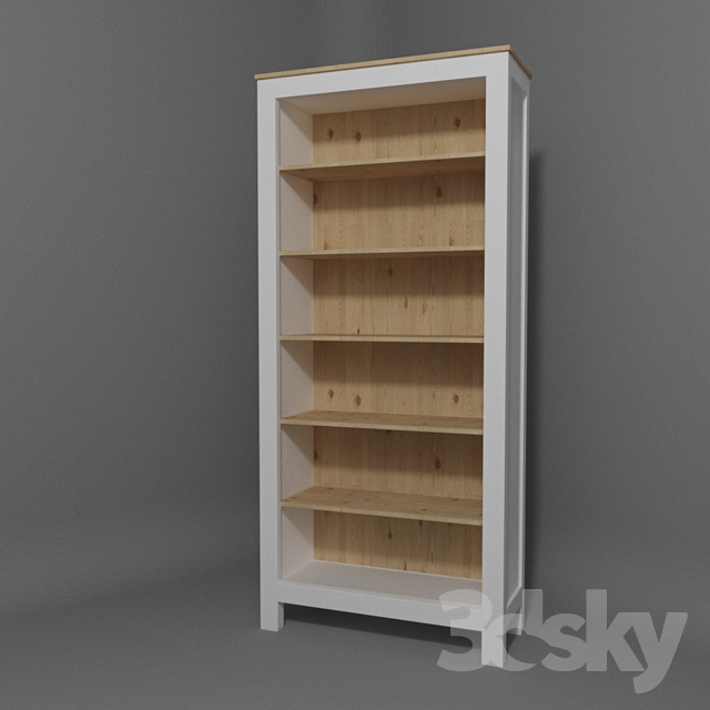 3d models wardrobe display cabinets ikea hemnes bookcase