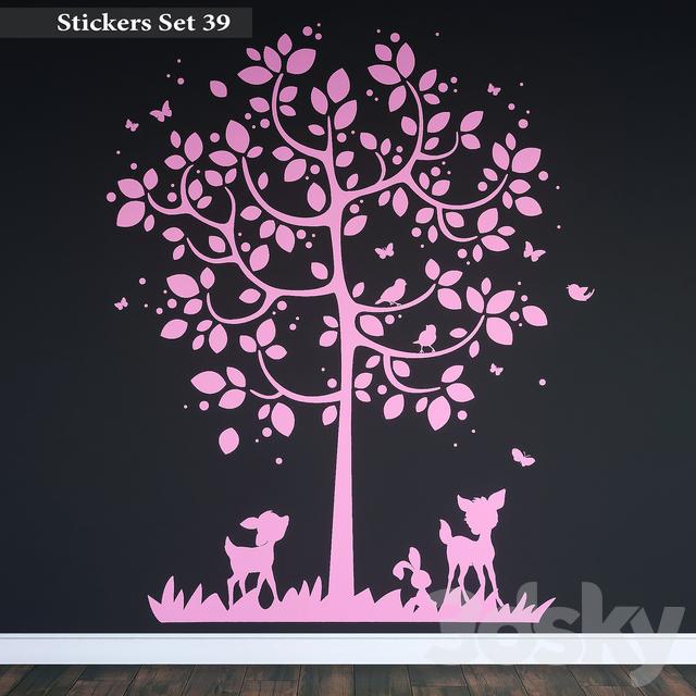 Stickers Set 39