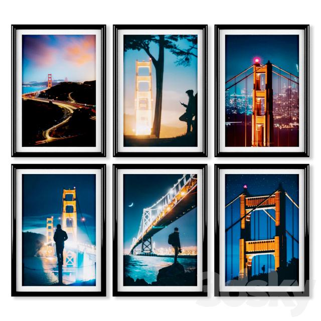 Posters: California.