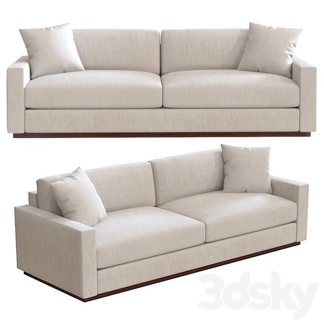 Fabulous 3D Models Sofa Ralph Lauren Desert Modern Sofa Gamerscity Chair Design For Home Gamerscityorg