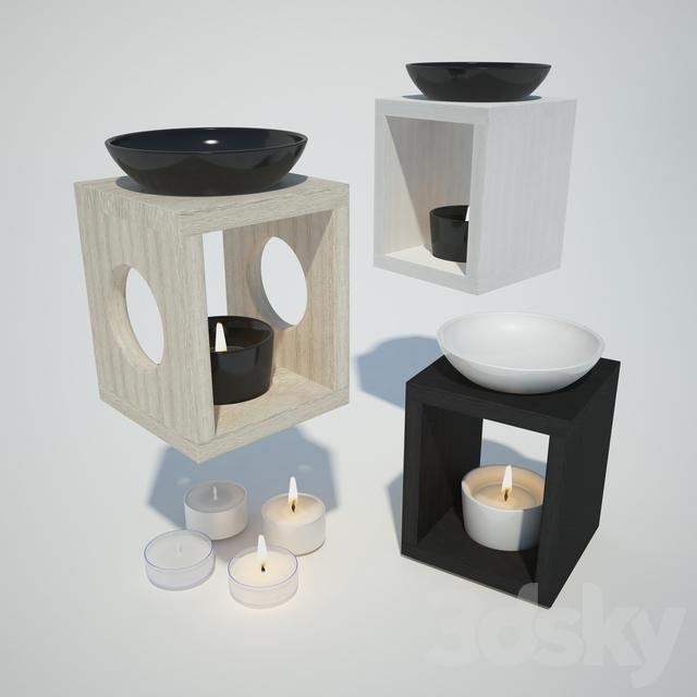 Oil Burner   Aroma   Modern zen