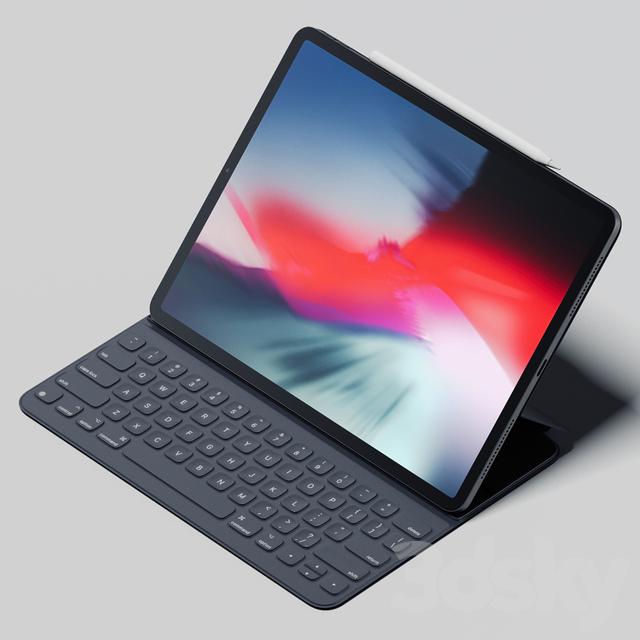 iPad Pro 12.9 (new 2018)