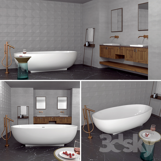 Bathrom set axor