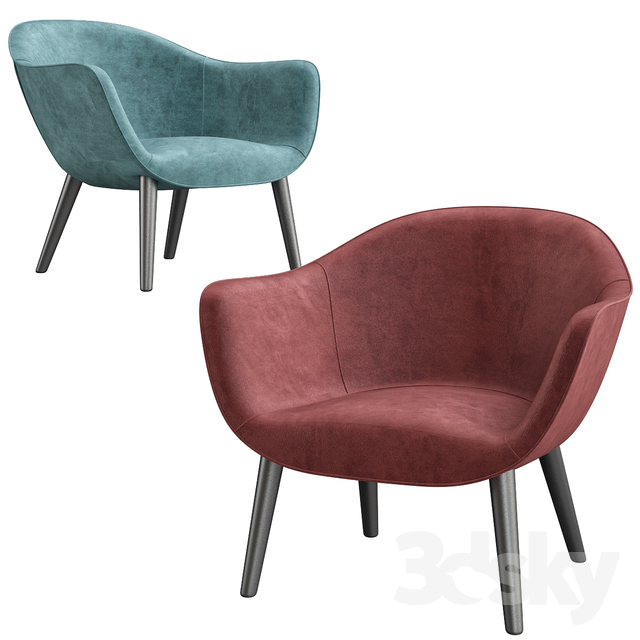Poliform armchairs