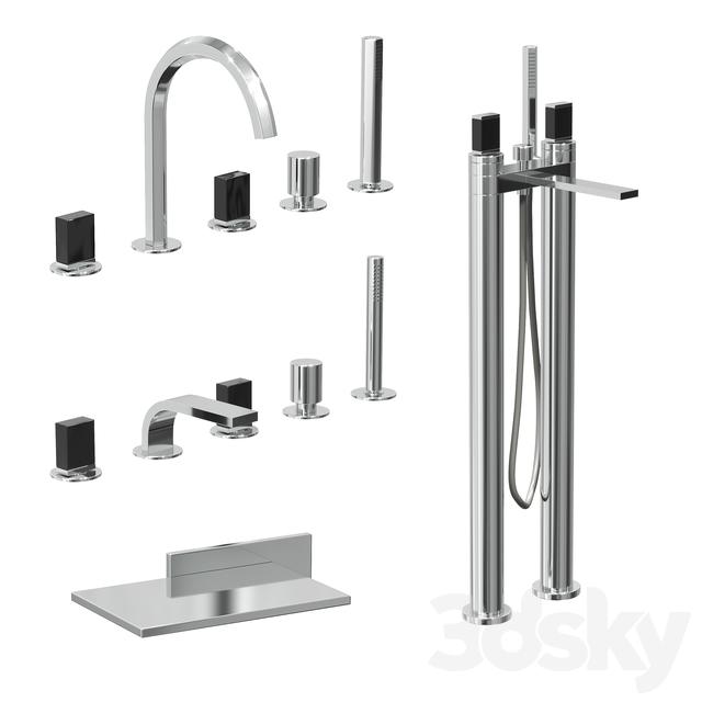 Fantini Venezia bathtub faucet collection
