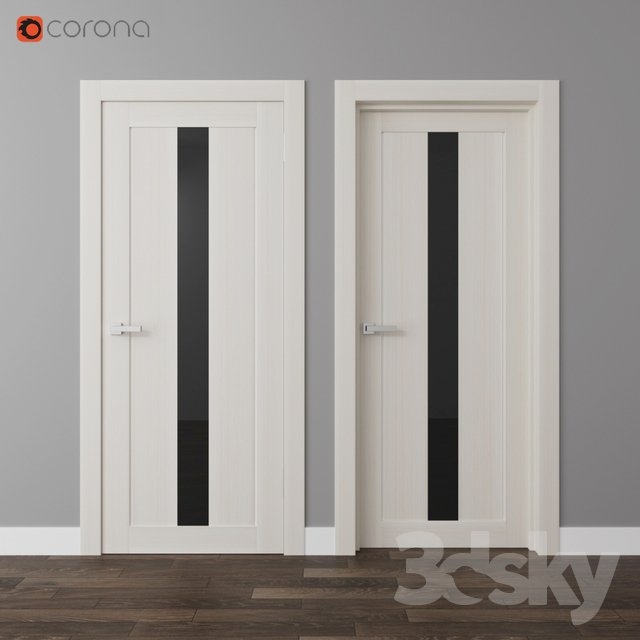 Interroom door Zadoor-S4 series