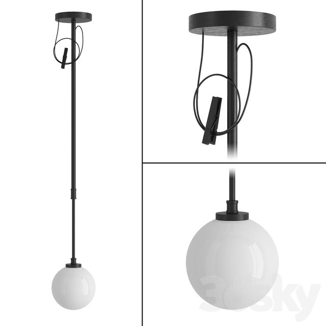 Models Ceiling Light Pendant Lamp Boccia Boffi