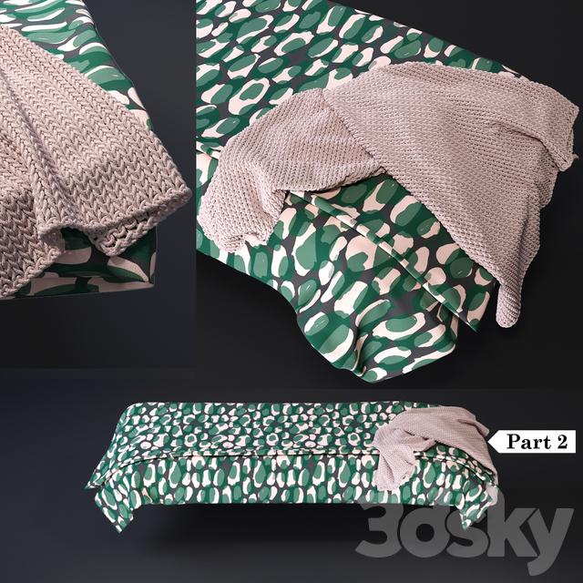 Set of bed linen 3 (Part 2)