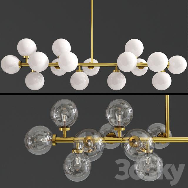 Contemporary Led Pendant Light
