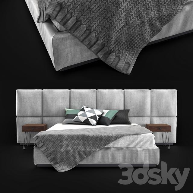 Elle Decor - Bed