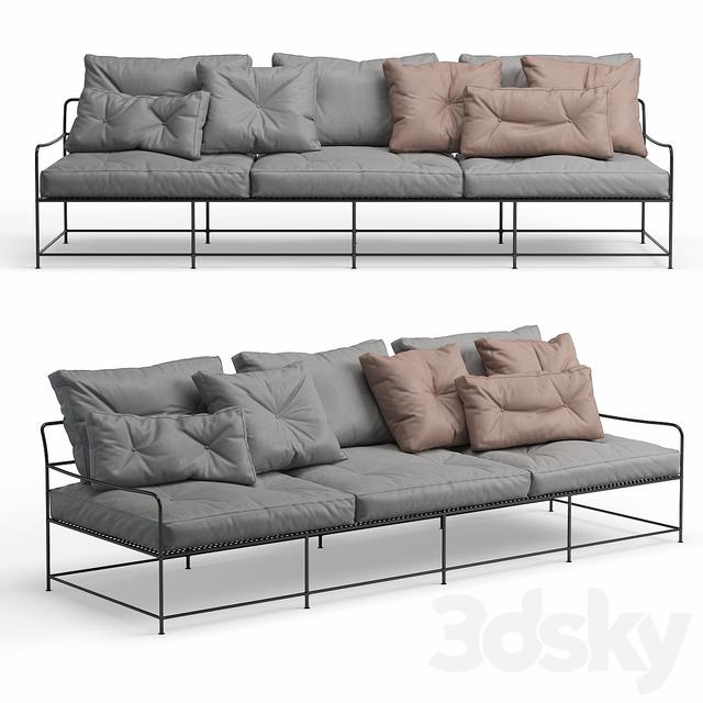 Baxter Girgenti Sofa