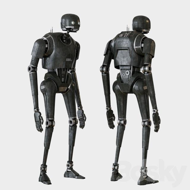 K2so droid StarWars