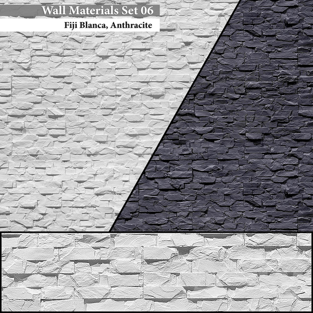 Wall Materials Set 06