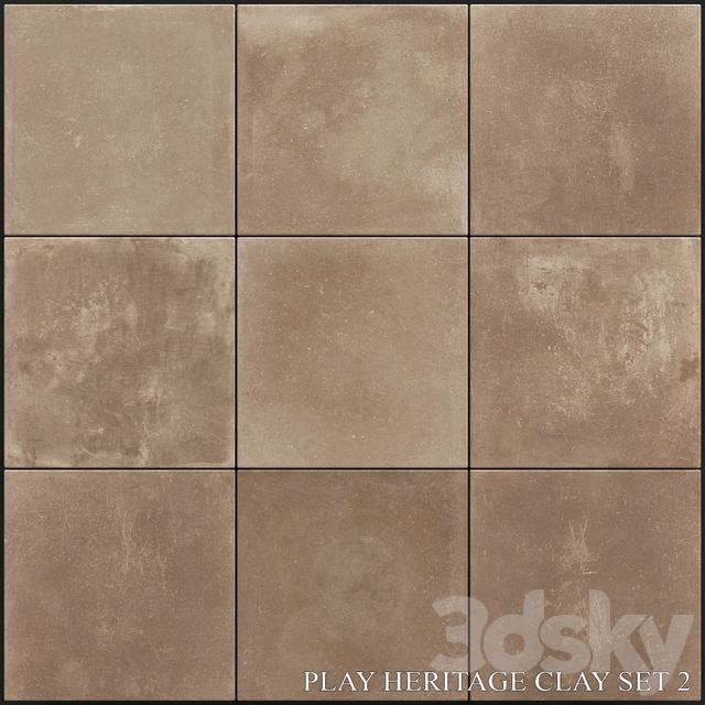 ABK Play Heritage Clay Set 2