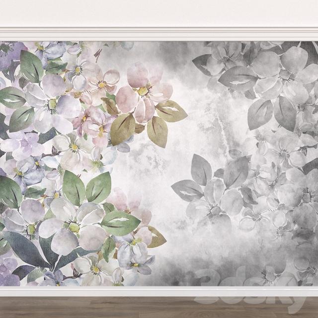 WALLSTREET / wallpapers / Floreale 1