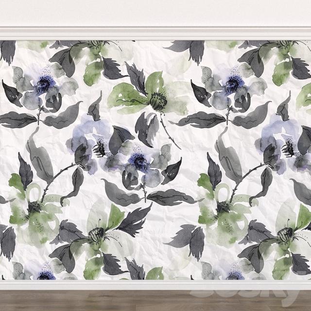 WALLSTREET / wallpapers / Floreale 5