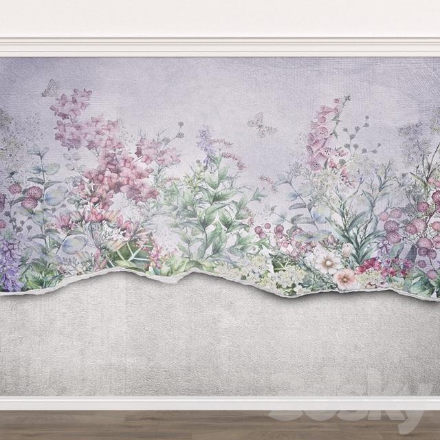 WALLSTREET / wallpapers / Floreale 7