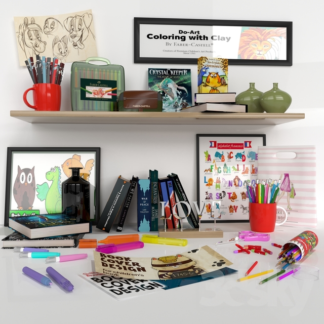 Faber Castell stationery set
