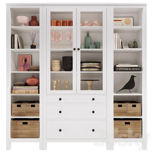 Ikea hemnes display