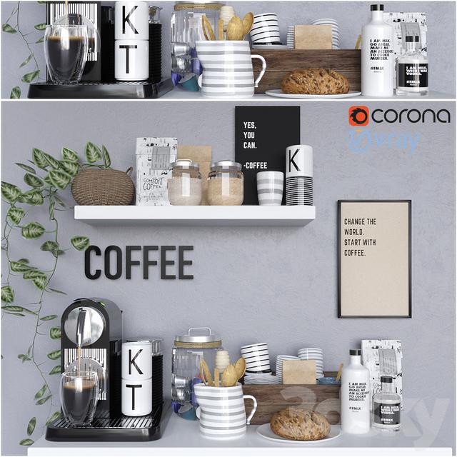 Coffee home bar