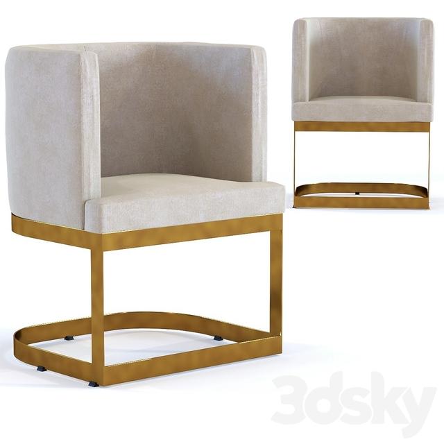 Chair with Armrest Chair Studio