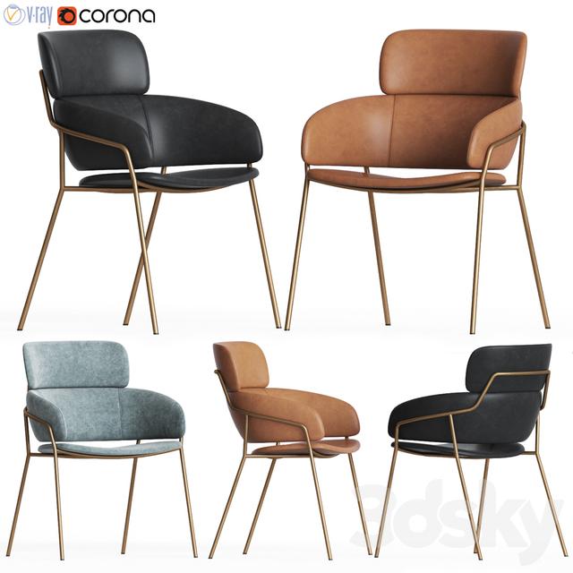 Strike LO Debi Arrmet Dining Chair