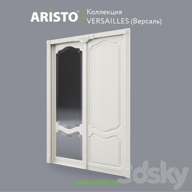 OM Sliding doors ARISTO, VERSAILLES, Vers.7, Vers.4