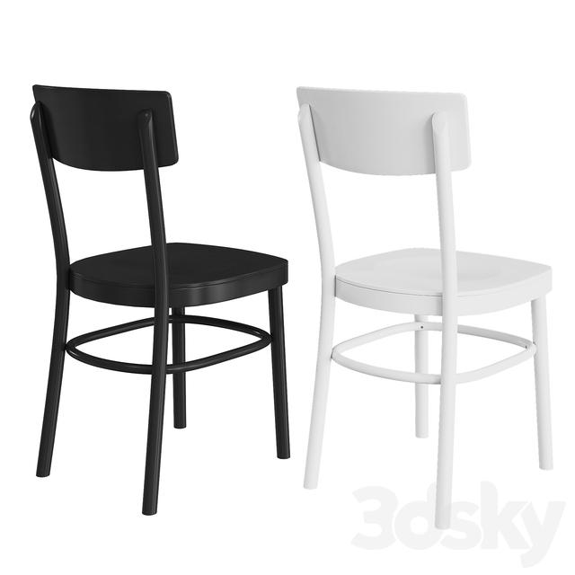 Fine 3D Models Chair Ikea Idolf Inzonedesignstudio Interior Chair Design Inzonedesignstudiocom