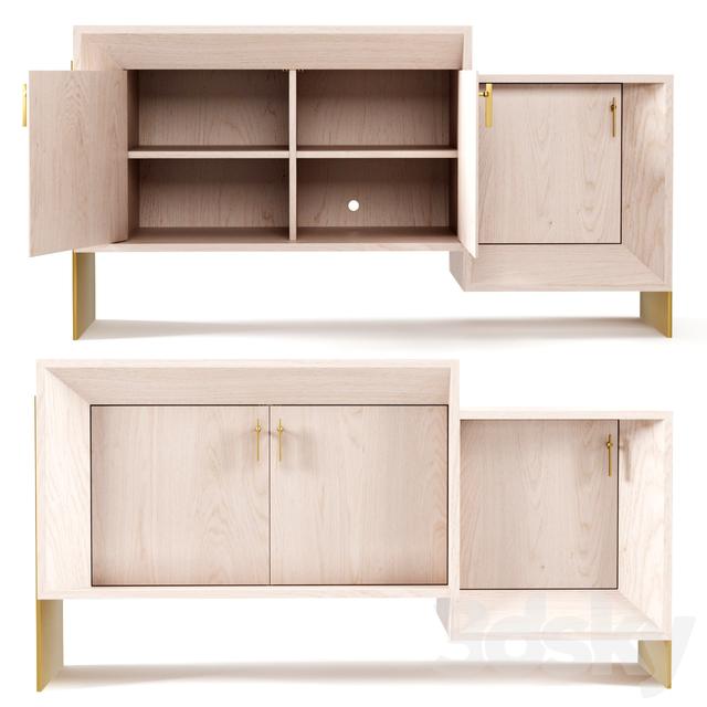 Davana Cabinet by Kelly Wearstler