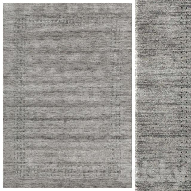 Carpet CarpetVista Handloom Gabba - Gray CVD20066
