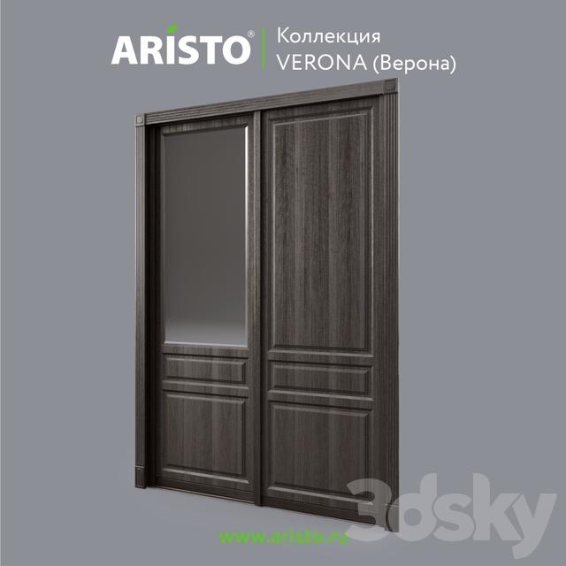 OM Sliding doors ARISTO, VERONA, Ver.7, Ver.6