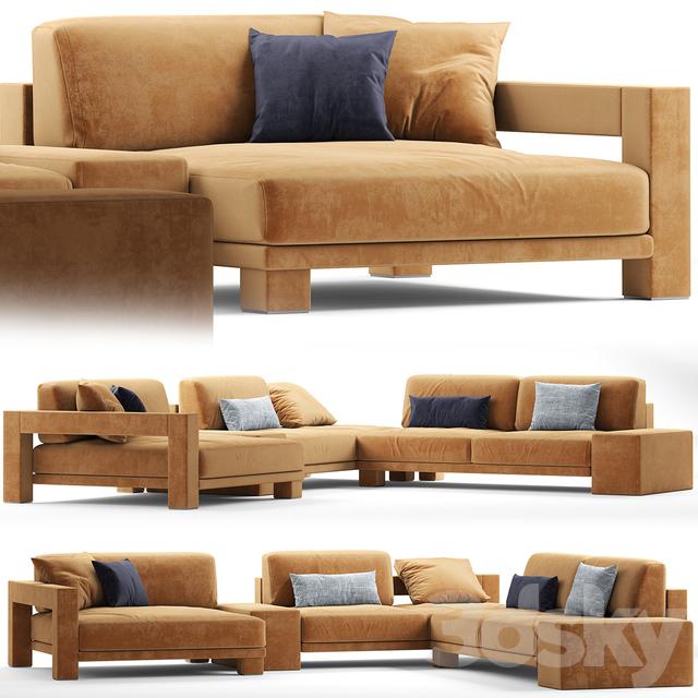 Cornelio Cappellini VISION sofa