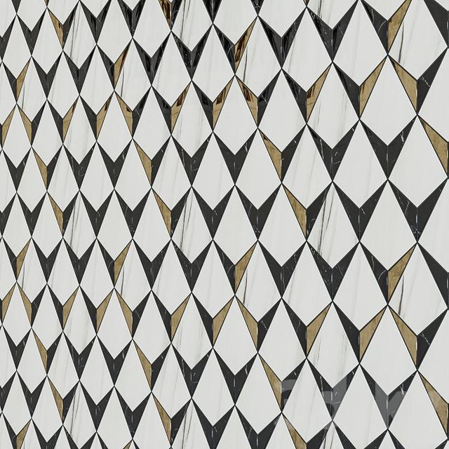 ATLAS CONCORDE MARVEL DREAM Diamonds Bianco