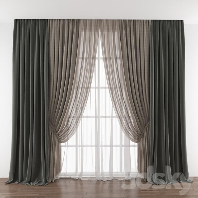Curtain 415