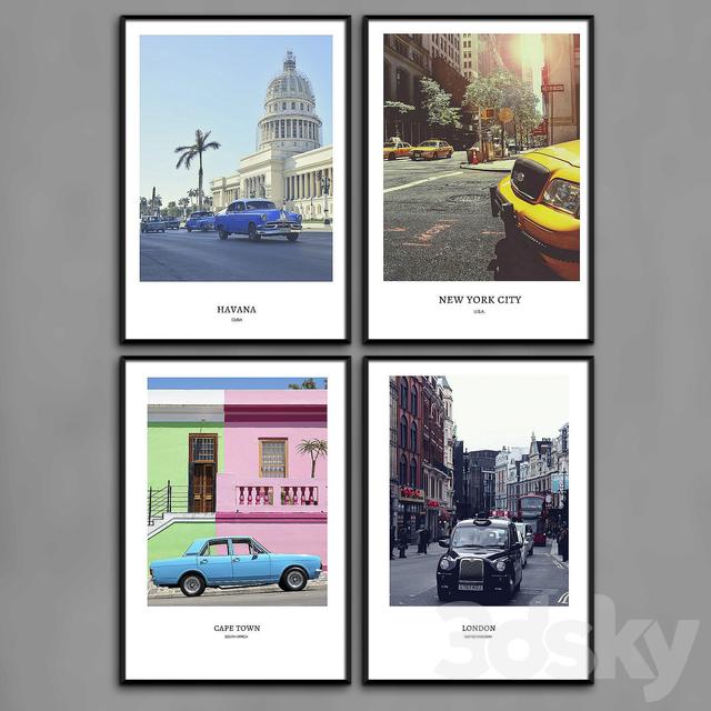 3d models: Frame - Pictures 463