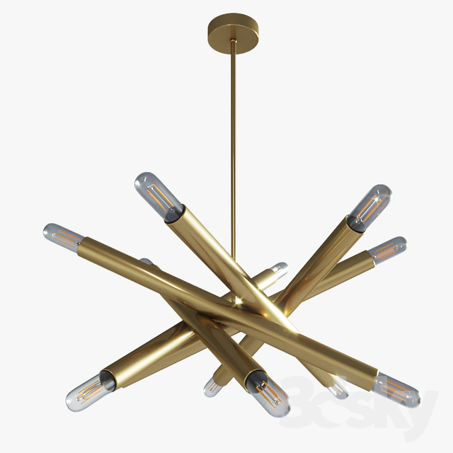Chandelier Lampatron Spike 6/12 lamps