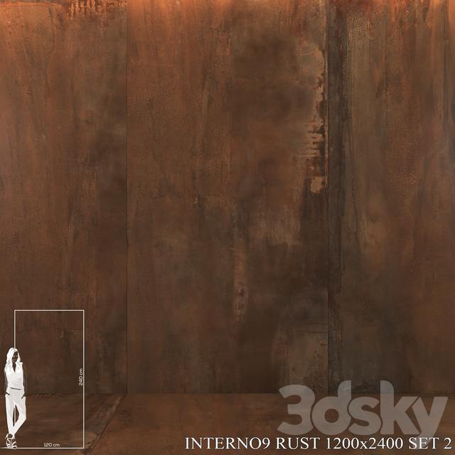 ABK Interno9 Rust 1200x2400 Set 2