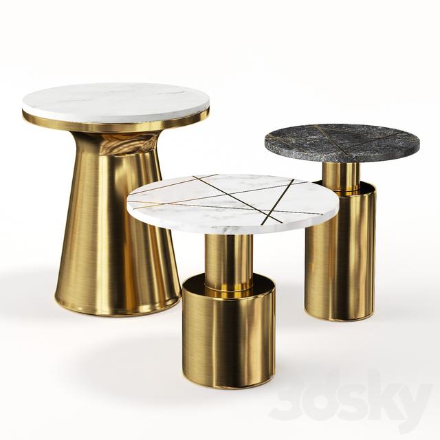 Dantome Home / Table set KORK